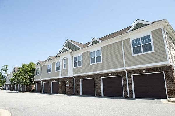 Covered Parking at The Enclave at Pamalee Square Apartments, Fayetteville, NC,28301