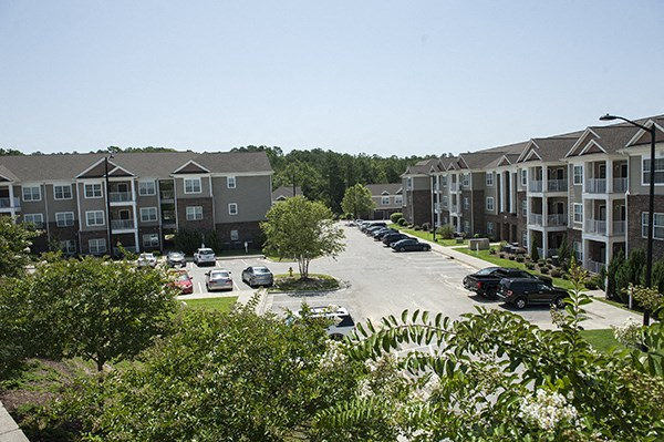 Beautiful Surroundings at The Enclave at Pamalee Square Apartments, Fayetteville, NC,28301