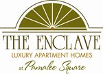 at The Enclave at Pamalee Square Apartments Logo, Fayetteville
