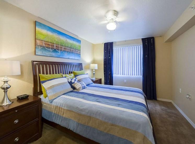 Tuscan Isle Apartments Bedroom