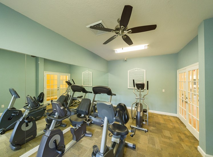 Tuscan Isle Apartments Fitness Center