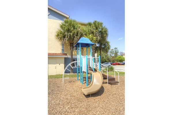 Tuscan Isle Apartments Playground