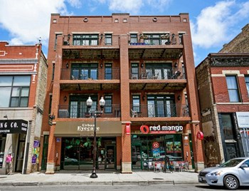 1515 N. Milwaukee Ave. 2 Beds Apartment for Rent Photo Gallery 1