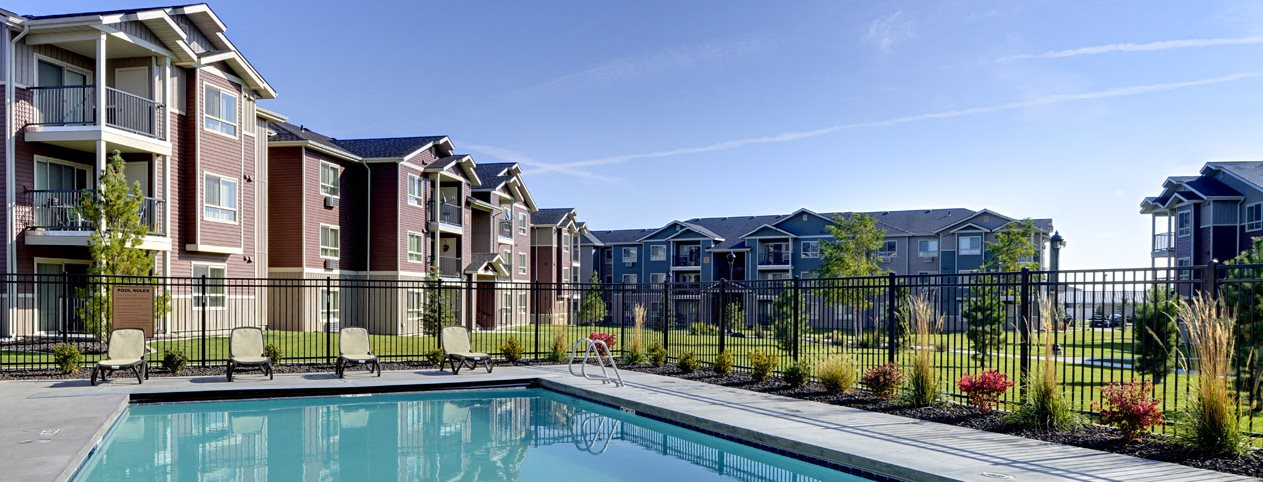 Copper Landing Apartments In Airway Heights Wa
