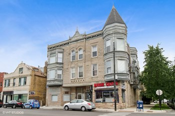 2855 - 2857 W. Belmont Ave. Studio Apartment for Rent Photo Gallery 1