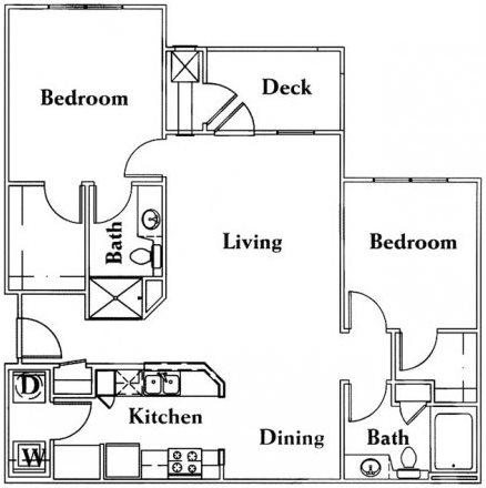 Berkley Floor Plan 4