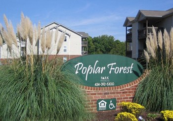 900 Poplar Forest Rd 2-3 Beds Apartment for Rent Photo Gallery 1