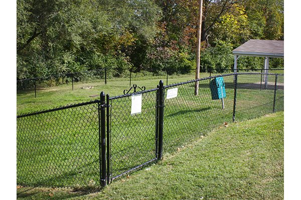 Dog Park at Knobs Pointe Apartments in New Albany, KY