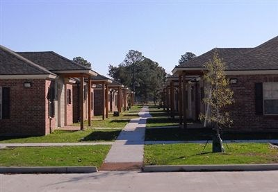Cypress Trails Apartment Homes Community Thumbnail 1