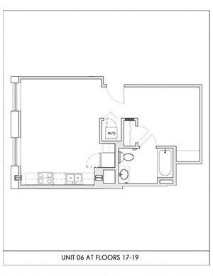 Unit 06, Floors 17-19