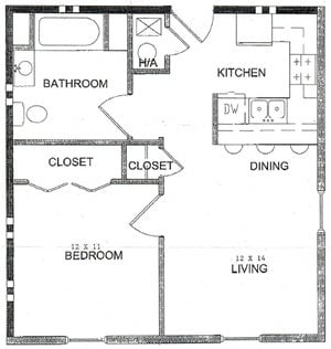 Luxury One Bedroom