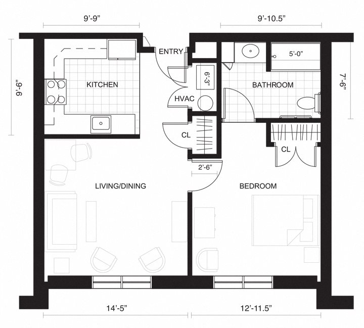 Bernard Floor Plan 2