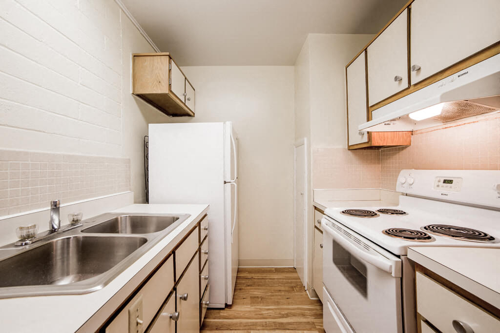 Fully Equipped Kitchen with Modern Appliances, at Buckingham Monon Living, Indiana, 46220