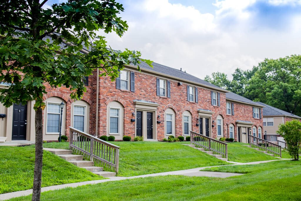 Comforting Surroundings, at Buckingham Monon Living, Indianapolis, IN