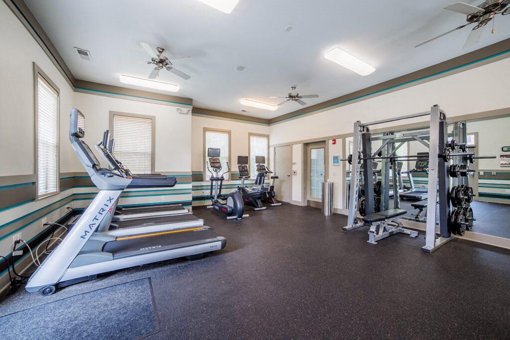 24 Hour Fitness Center, at Buckingham Monon Living, Indiana, 46220