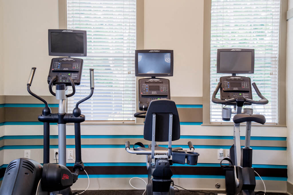 World-Class Fitness Center, at Buckingham Monon Living, Indianapolis, IN
