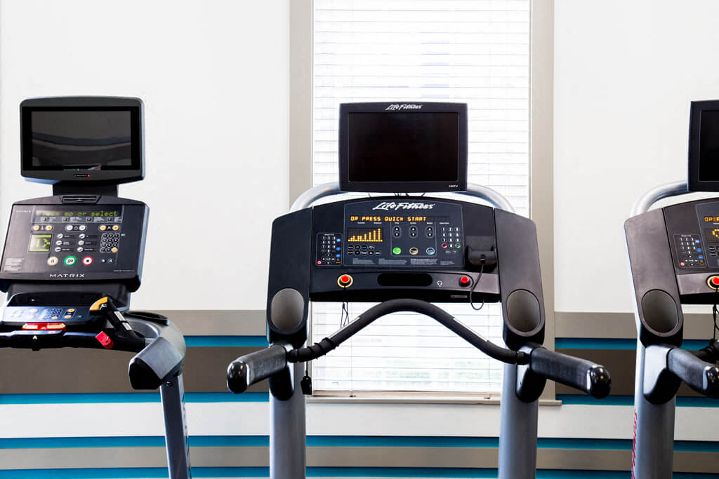 Health and Fitness Center, at Buckingham Monon Living, Indianapolis, 46220