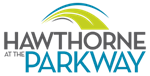 Property logo at Hawthorne at the Parkway Cary NC Apartments
