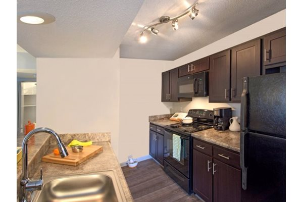 Granite-Style Countertops, at Tech Center Square Apartments, Newport News, 23602