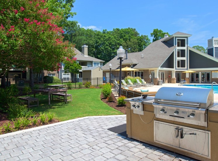 Outdoor Kitchen Picture