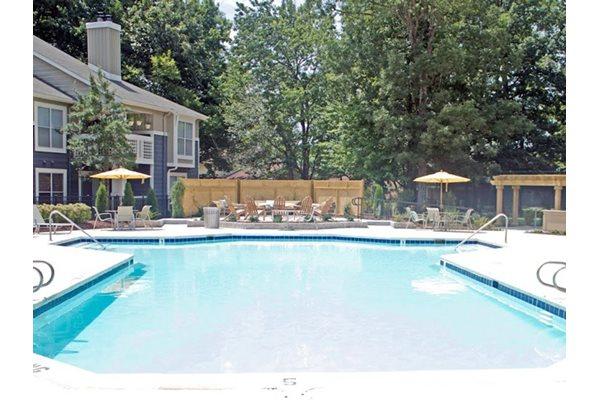 Refreshing Pool, at Tech Center Square Apartments, VA, 23602