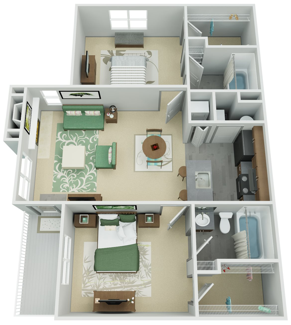 Floorplans & Pricing