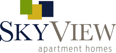 SkyView Apartment Homes Logo