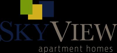 SkyView Apartment Homes Logo