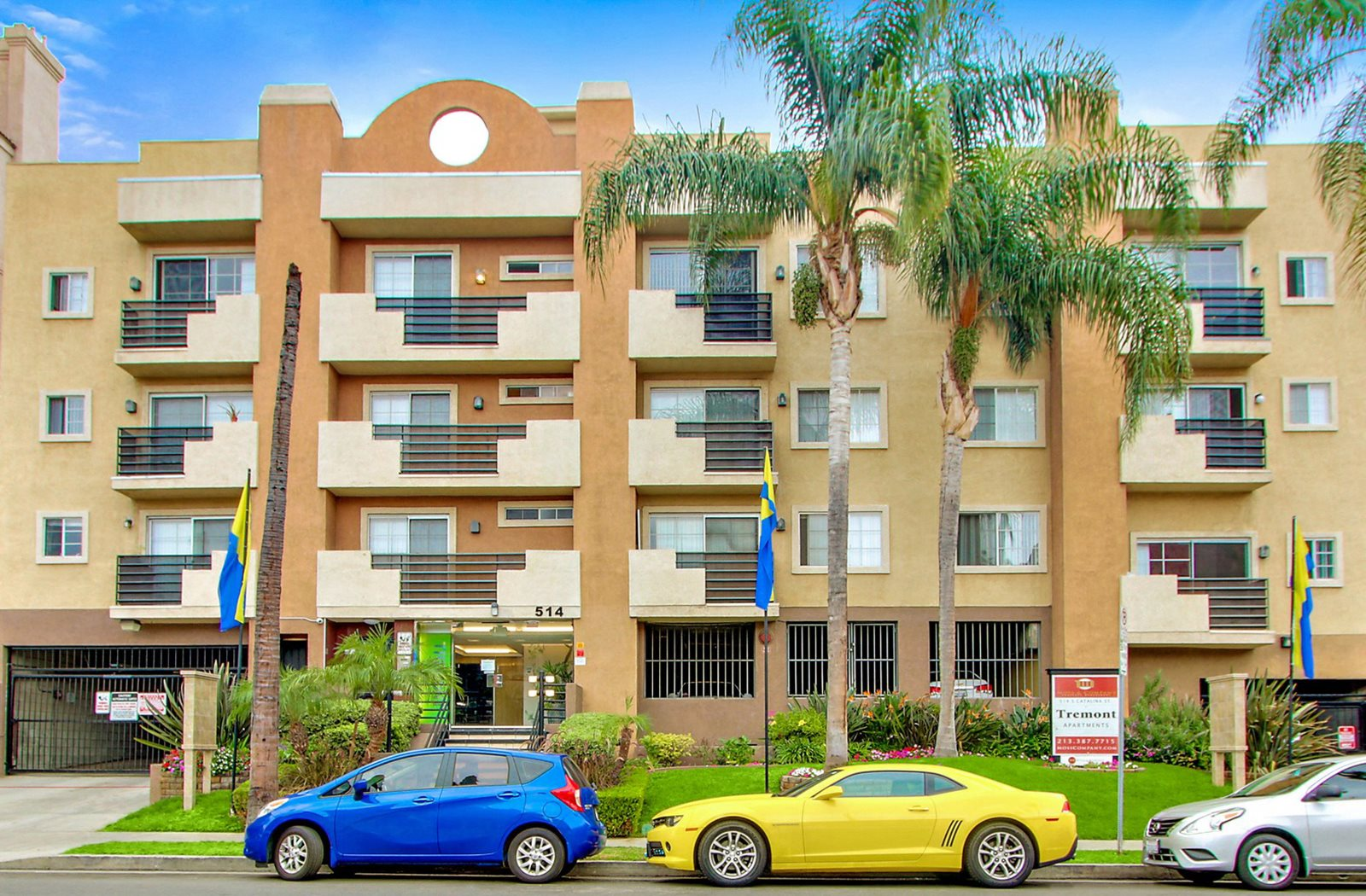 Apartments in Koreatown| Los Angeles CA | 514 S. Catalina Street ...