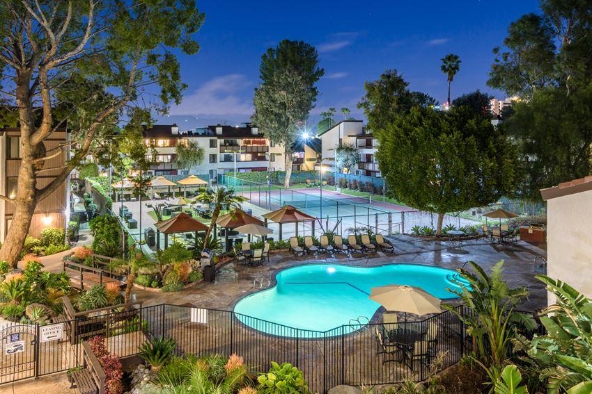 Warner Pines  pool