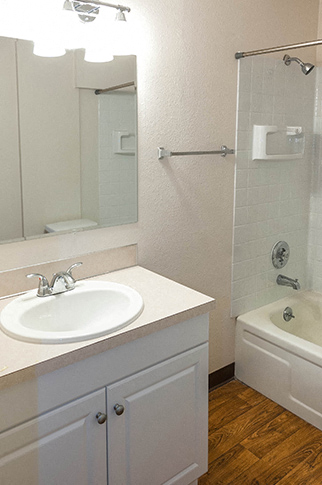 Pacific:  Large 1 Bed, 1 Bath