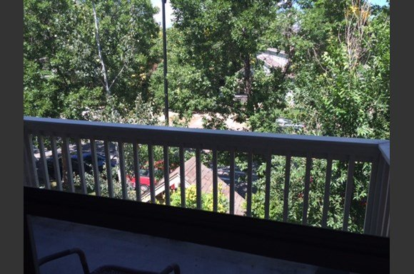 Second Balcony View 2250 Spruce