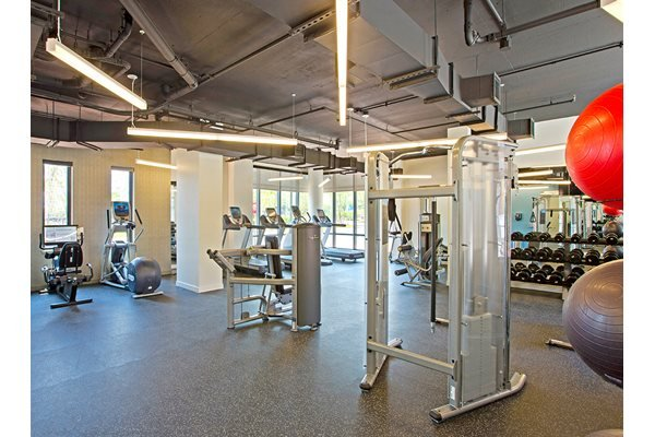 Leading Edge Fitness Center at Aurora, North Bethesda, 20852