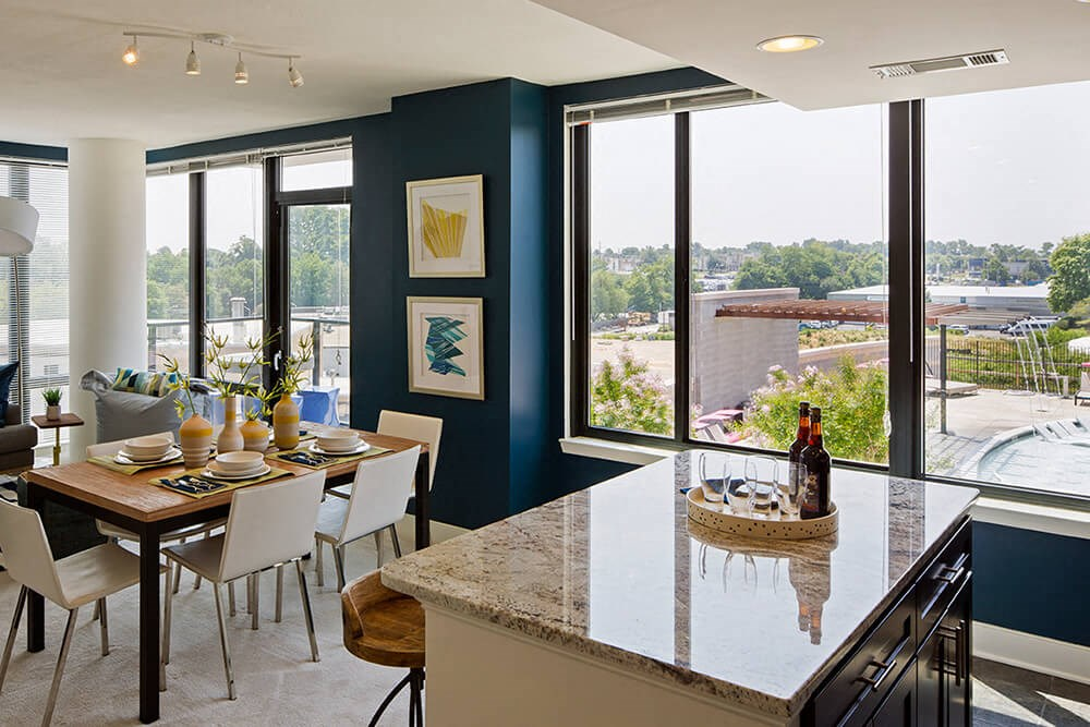 North Bethesda new apartments off Rockville Pike