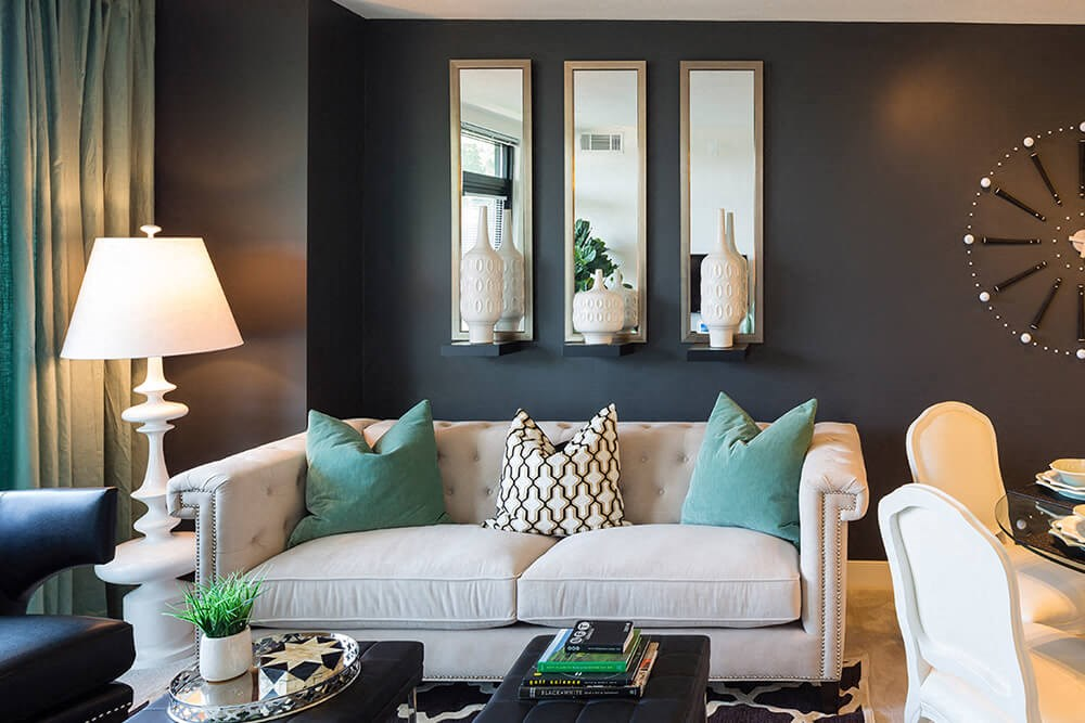 Modern Chic New Apartment in North Bethesda