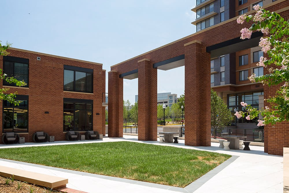 New Apartments within walking distance to the White Flint Metro