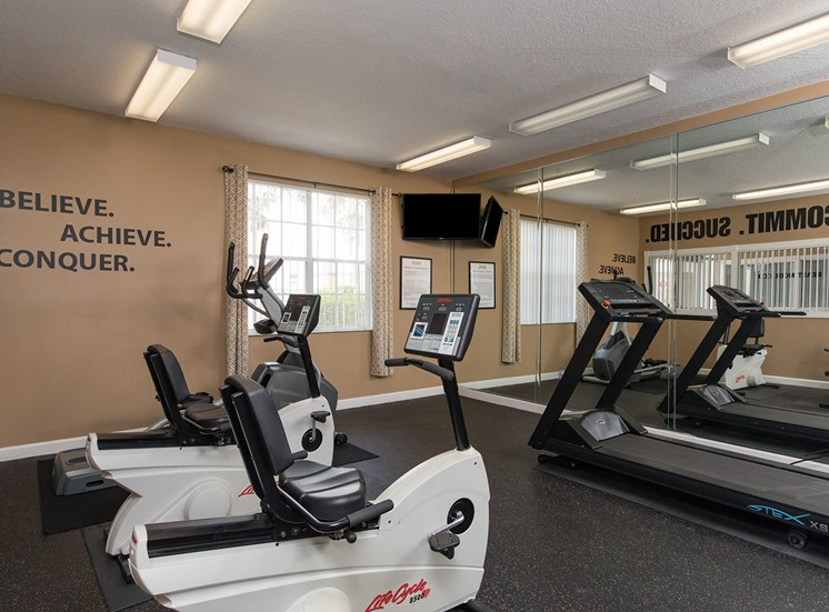 Hunters Creek Apartments for rent in Deland, FL. Make this community your new home or visit other ConcordRENTS communities at ConcordRENTS.com. Fitness center
