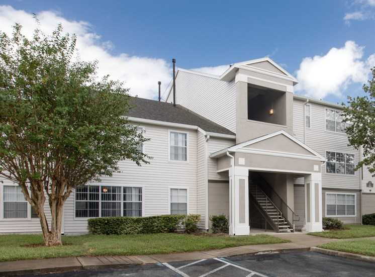 Hunters Creek Apartments for rent in Deland, FL. Make this community your new home or visit other ConcordRENTS communities at ConcordRENTS.com. Building exterior