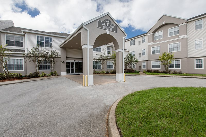Lexington Club At Hunters Creek Apartments