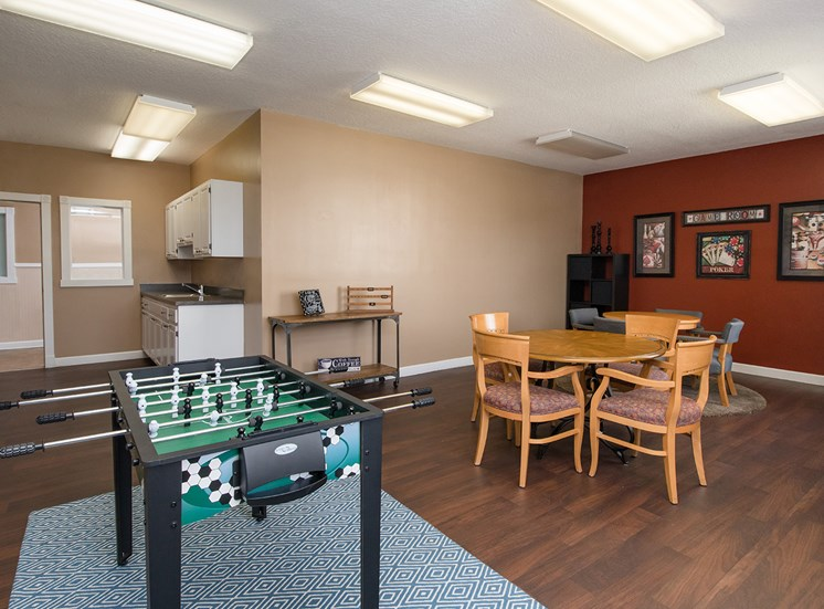 Lexington Club at Hunters Creek Apartments for rent in Deland, FL. Make this community your new home or visit other ConcordRENTS communities at ConcordRENTS.com. Game room