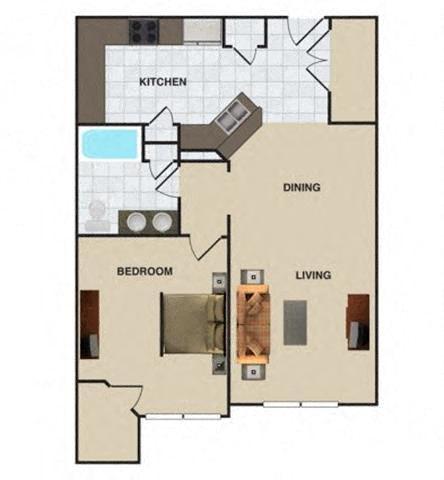 Bismark Floor Plan 1