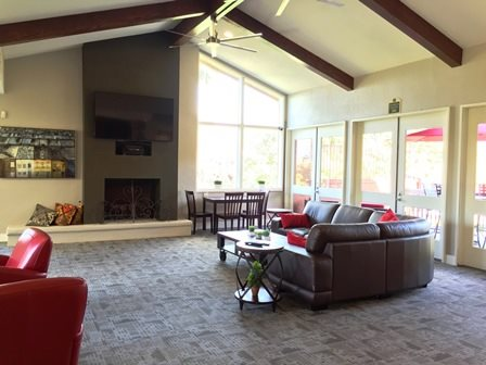 Clubhouse Lounge Area