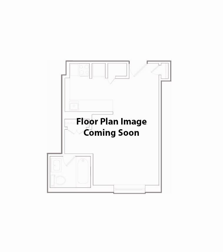 1 Bedroom Floor Plan A2