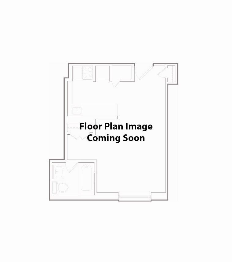 1 Bedroom Floor Plan A4