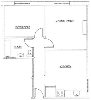 One Bedroom-C