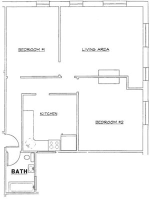Two Bedroom-A