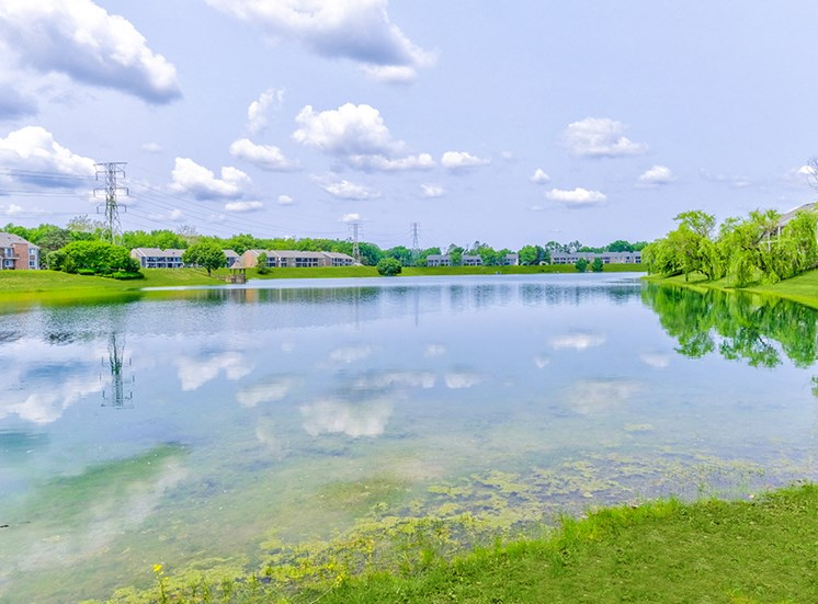 80-Acre, Spring-Fed Lake at Somerset Lakes