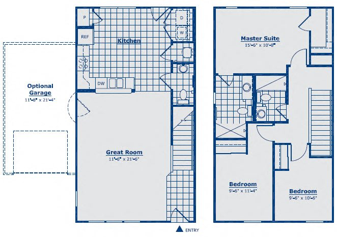 The Boulder Floor Plan 13