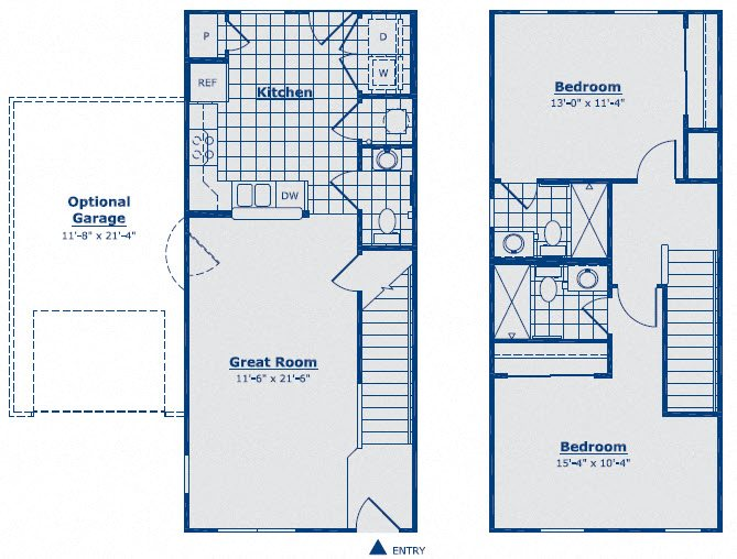 The Brownstone Floor Plan 6