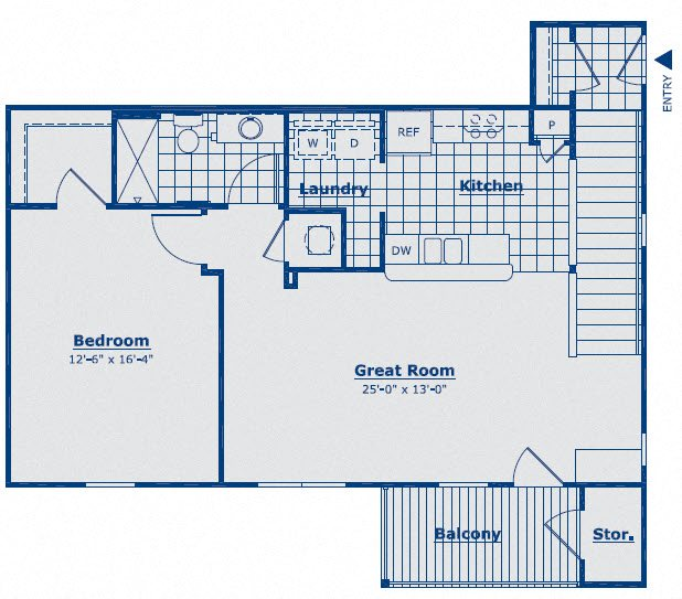 The Emerald Floor Plan 4